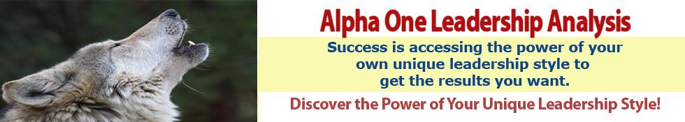 Alpha One Leadership Analysis - Human Design