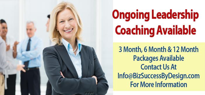 leadership coaching copy
